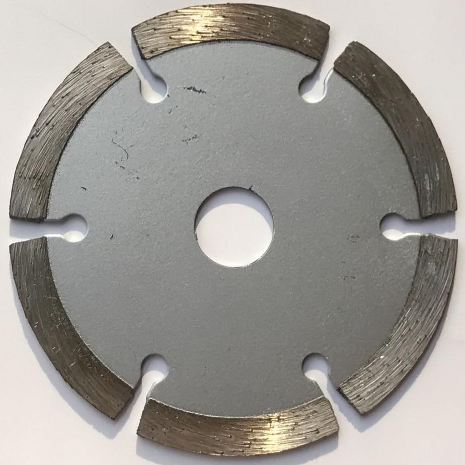 Spedizione gratuita 1pc 85 * 15/10 * 4mm disco da taglio a secco con marcia della maggior parte delle marche mini sega per la casa marmo / granito / piastrelle / taglio fai da te