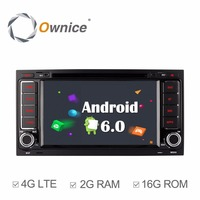 Ownice C500 Android 6 0 2G RAM Car DVD GPS Stereo Sat Navi Headunit For Volkswagen