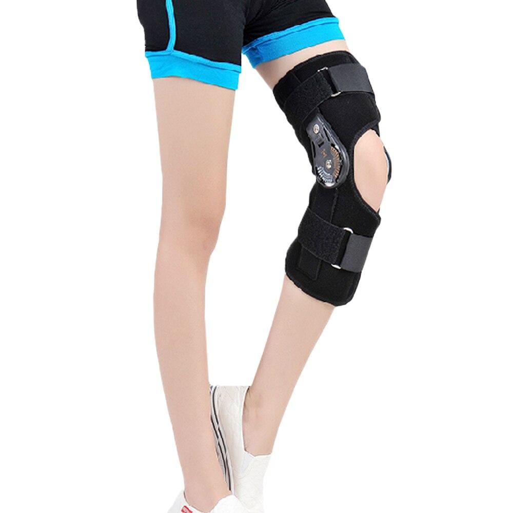 العظام متمحور ROM الرياضة قابل للتعديل دعامة الركبة دعم الشظية مثبت التفاف التواء آخر المرجع شلل نصفي انثناء/تمديد-في الحمالات والدعامات من الجمال والصحة على  مجموعة 3