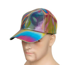 181848ca5fed Fashion Marty McFly Licensed for Rainbow Color Changing Hat Cap Back to the  Future Props Bigbang