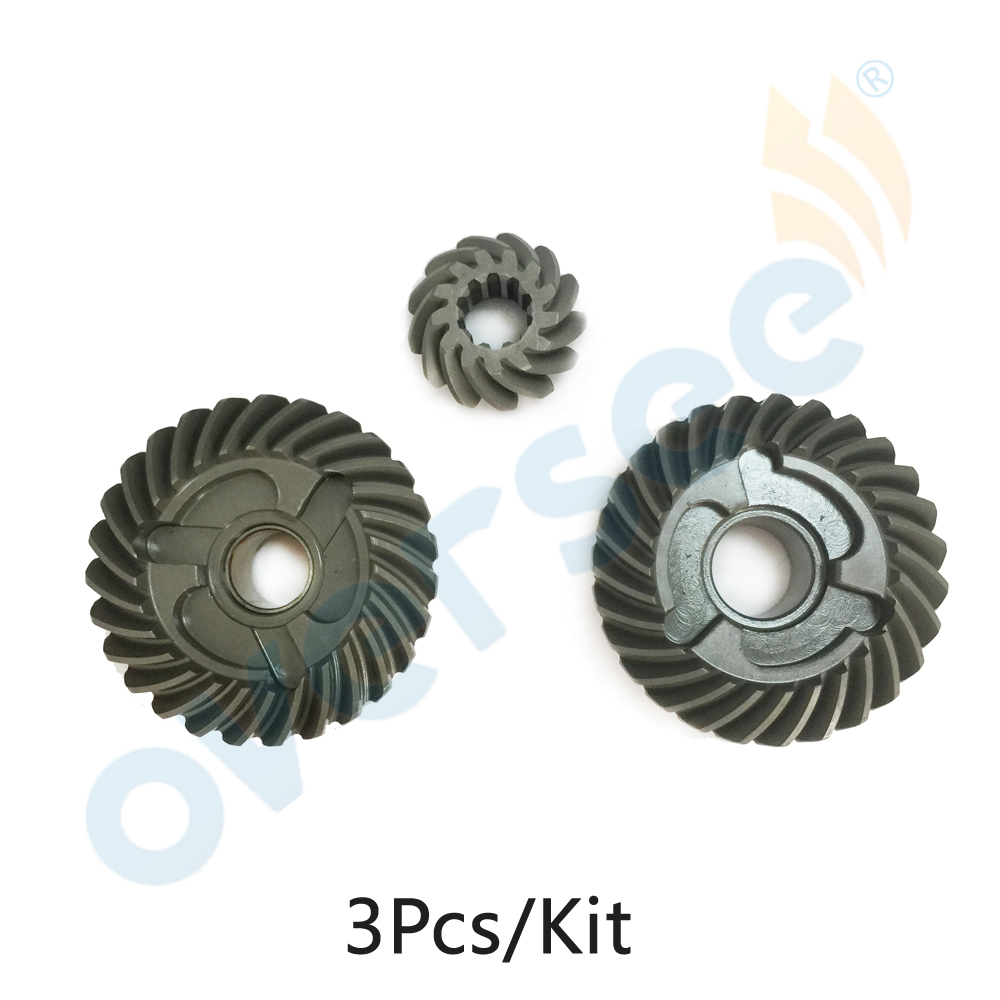 Outboard GEAR SET 9.8HP 8HP For Tohatsu Nissan Outboard Forward GEAR Reverse GEAR Pinion 3B2-64020 3B2-64010 3B2-64030 boat motors 3b2 64211 0 3b264 2110m propeller shaft for tohatsu nissan outboard engines 2 stroke 6hp 8hp 9 8hp free shipping
