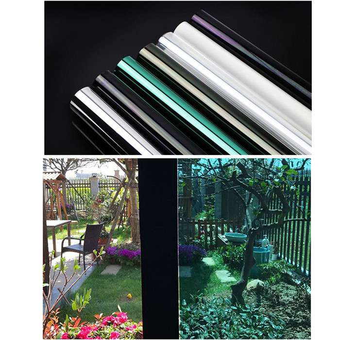 0 6x3m Hotsale solar window film Self adhensive Anti UV Heat Insulation Decorative Window Film Foil for Privavy Protection in Decorative Films from Home Garden