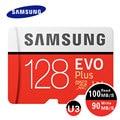 SAMSUNG Micro SD карта памяти 32 Гб 64 Гб 128 ГБ 256 ГБ 512 Гб класс 10 U3 4 K/U1 Microsd Flash TF карта для телефона компьютера SDHC SDXC