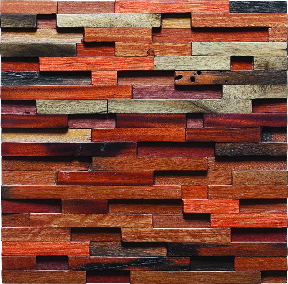 TSTwooden tiles design wooden style Wall Designed ...