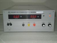 SYK6005D dc電源出力の0〜600ボルト