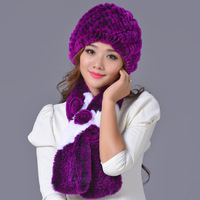 Wholesale Custom High Quality Fur Hat Female All Match Grass In Autumn And Winter Warm Color