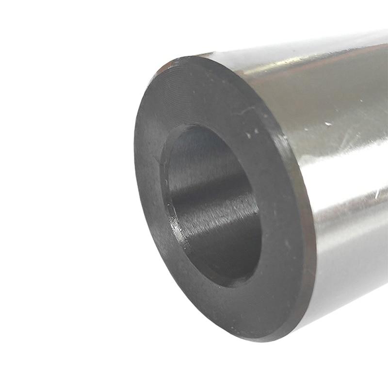 Купить с кэшбэком 1 pcs Adapter Morse Cone MT2 Sleeve for MT1 Morse Taper Adapter Reduce Drill Sleeve