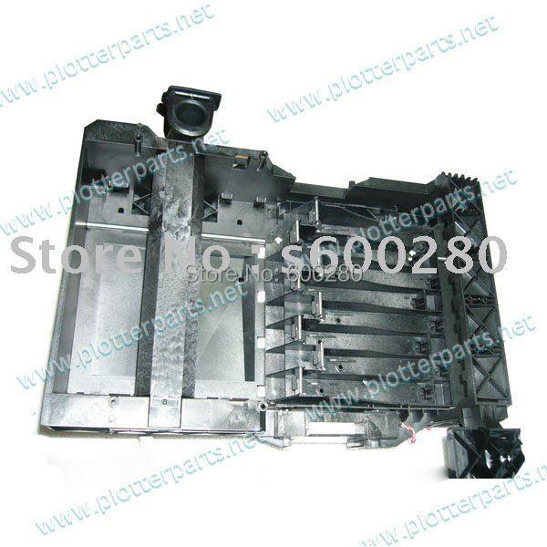 Q1273-60255 HP DesignJet 4000 4020 4520 4500 Service station assembly used
