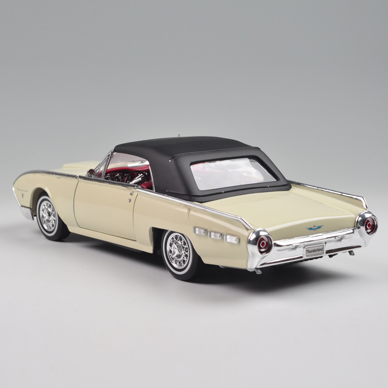 Brand New Welly 1 18 Scale Car Model Usa 1962 Ford Thunderbird Cast Metal Toy For Collection Gift Kids Decoration On Aliexpress Alibaba