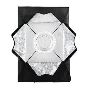 "Image 5 - Godox 70x100 cm 27.5 ""x 39"" Speedlite Studio Strobe Flash Photo Riflettente Softbox Soft Box Diffusore per Bowens Mount"