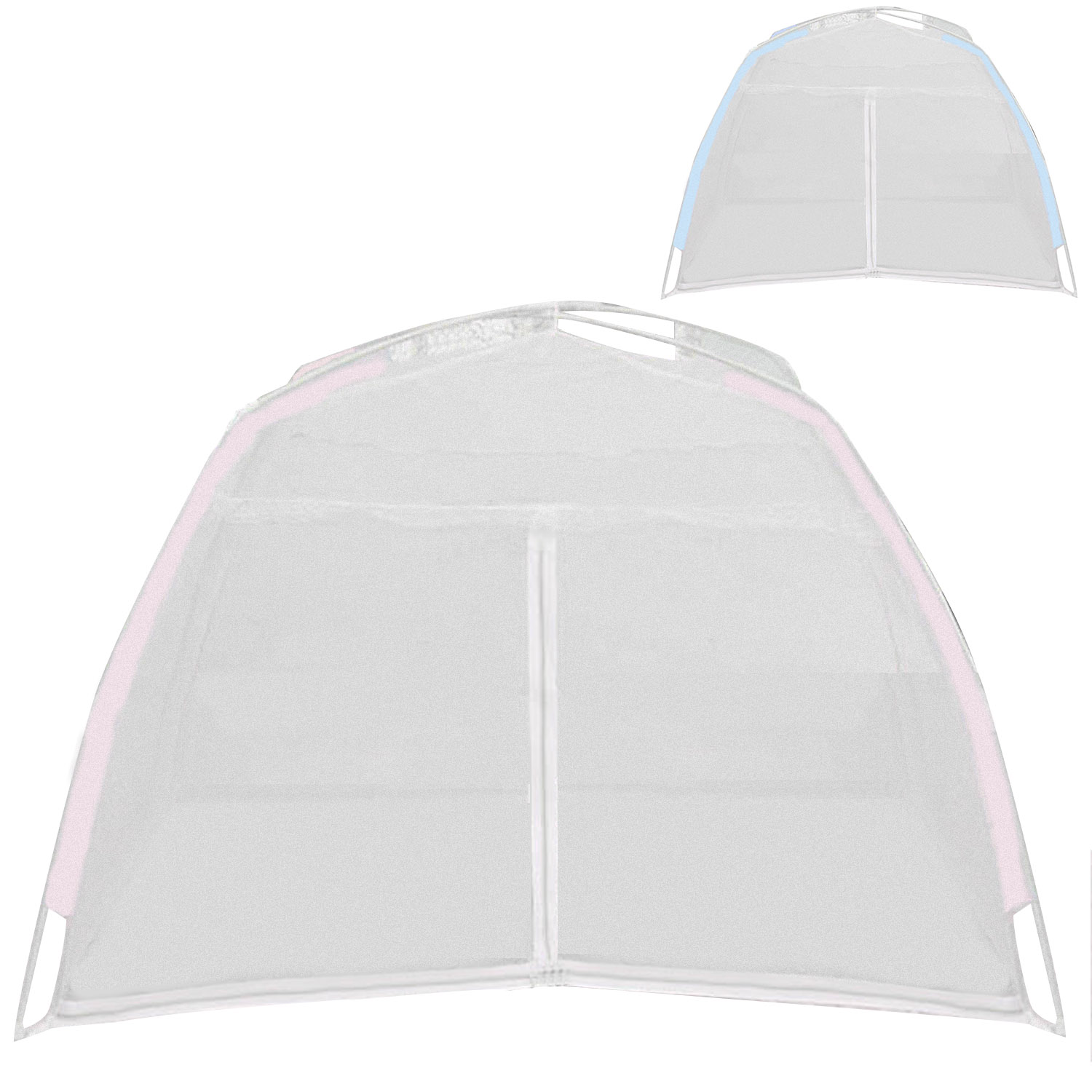 Baby bed camping - Baby Kids Infant Bed Folding Nursery Bed Crib Anti Mosquito Canopy Mosquito Net Netting Play Tent