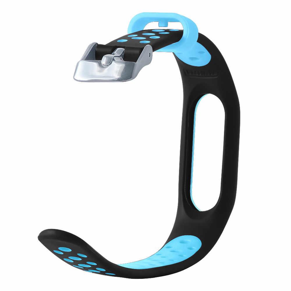 HIPERDEAL ligero ventilar TPE correa de muñeca pulsera para Xiaomi mi Band 2 15J Drop Shipping