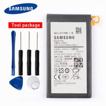 Original Samsung High Quality  EB-BA320ABE Battery For GALAXY A3 2017 A320 Edition Mobile Phone 2350mAh
