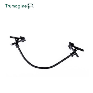 Image 4 - TRUMAGINE Backdrops Holder Clamp Clip Photography Reflector Clamp Pipe Lighting Stand Flex Arm Photo Fotografica Accessories
