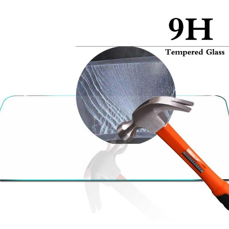 3 قطعة/الوحدة الزجاج المقسى لسامسونج غالاكسي J5 J4 J8 J6 J7 A6 A8 زائد A7 J2 J250 2018 واقي للشاشة واقية