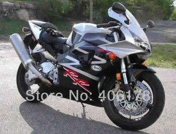 Cheap For CBR954RR 2002 2003 CBR900RR 954 02-03 Silver Black Sport Bike Motorcycle Fairings (Injection molding)