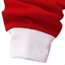 2017 New Baby Christmas Clothes Sets Santa Claus Suit Bebe Brand Clothing Set Tops+Pant 2pcs Boys Christmas Costume Kids Clothes