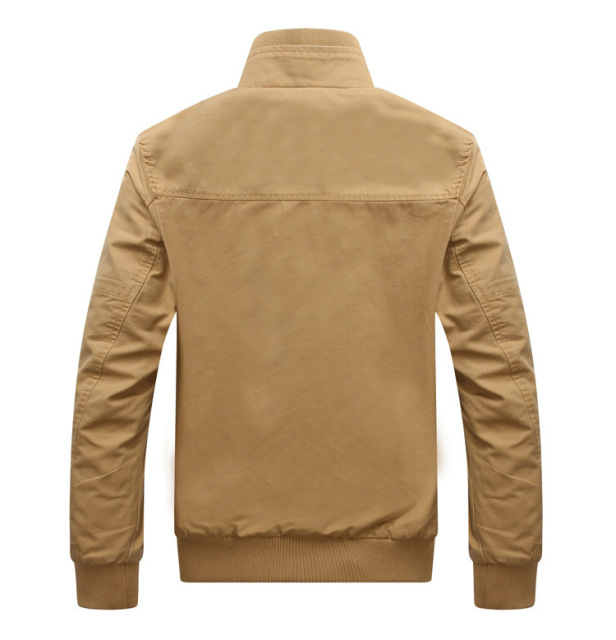 Brand New Autumn Clothes For Men Jacket Coat Outerwear Military Uniform Costumes Tactical Us Army Breathable Nylon Windbreaker 1