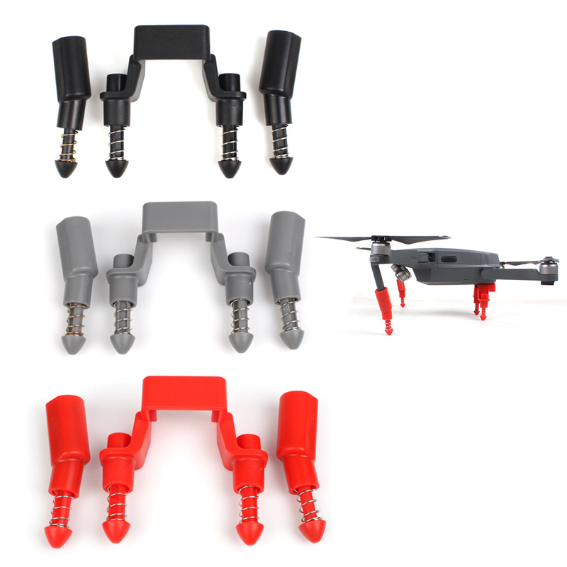 1 Set,Landing Skid Heightened Shock-absorbing Landing Gear - Camera and Photo