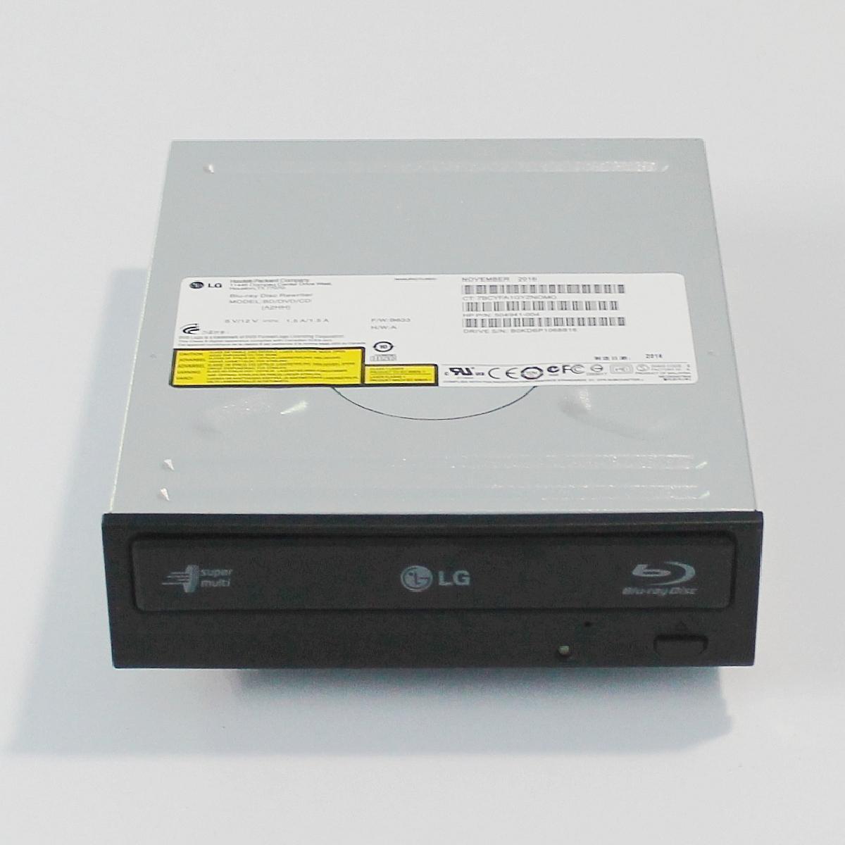 OEM Per LG BH12NS30 12x Blu-Ray Burner Super Multi DVD/CD Writer Interno SATA Drive Per PC 16X DVD