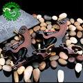 2 шт. Профессиональный Компас Татуировки Лайнера И Шейдеров Стальная Рама Медных Катушек Татуировки