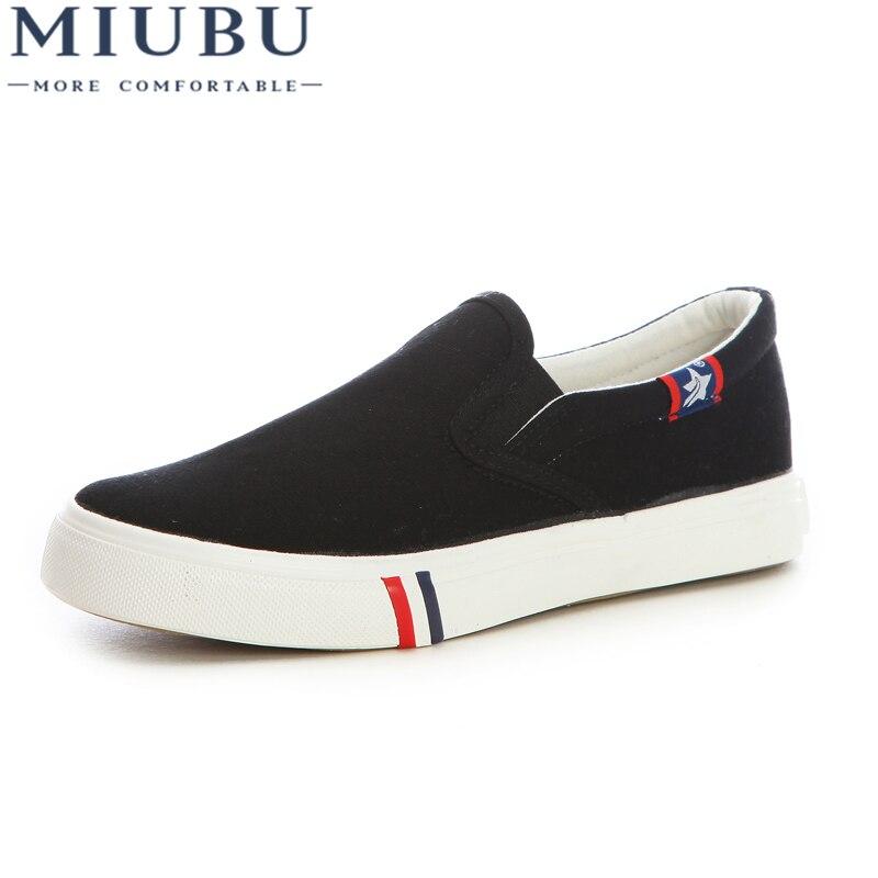MIUBU New Breathable Mens Espadrilles Promotion Men Canvas Shoes Fashion Man Flat Shoes Male Shoes Large Size 11 12 13