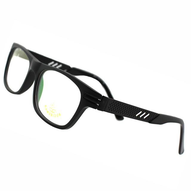 Cambridge 5013 gafas completa rim lentes de prescripción frame glasses Rxable todo visión nocturna TR90 con el metal