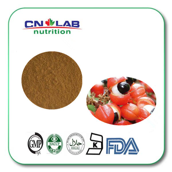 100g natural  Guarana Extract  Powder 10% caffeine with High Quality manufacturers to supply high quality 100g wild chrysanthemum extract 30 1
