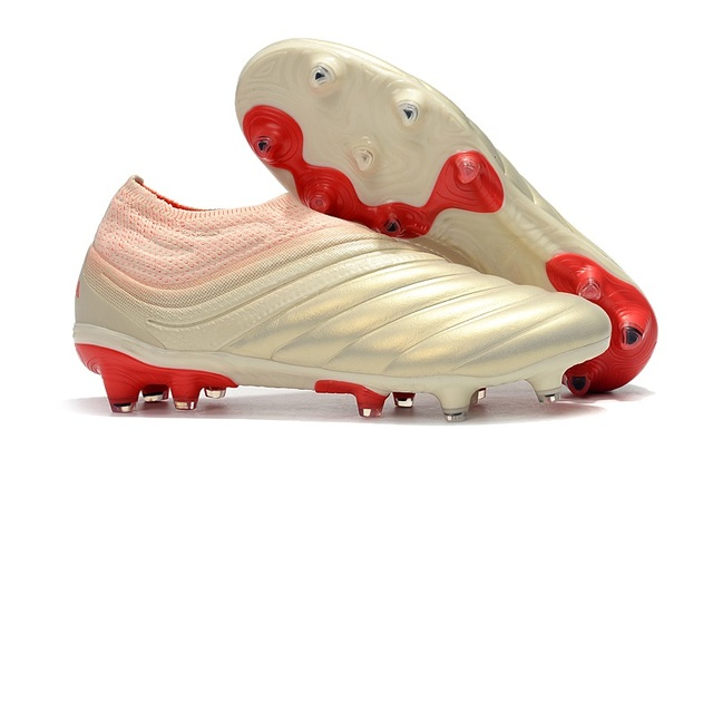 2019 ZISA Copa 19+ FG Soccer Shoes Mens Outdoor Leather Football Boots sales