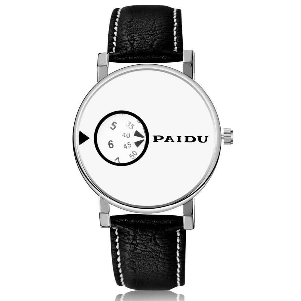 font b Watch b font Men Luxury PAIDU Brand font b Watches b font Men