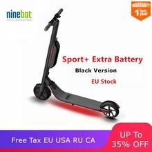 Оригинальный Ninebot KickScooter ES4/ES2 умный Электрический Скутер 2 колеса складной длинный Ховер доска Скутер, Ховерборд, скейтборд