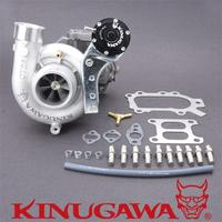 Kinugawa Turbocharger for TOYOTA 3SGTE Celica ST185 ST205 Twin Entry CT26 for Garrett 60 1