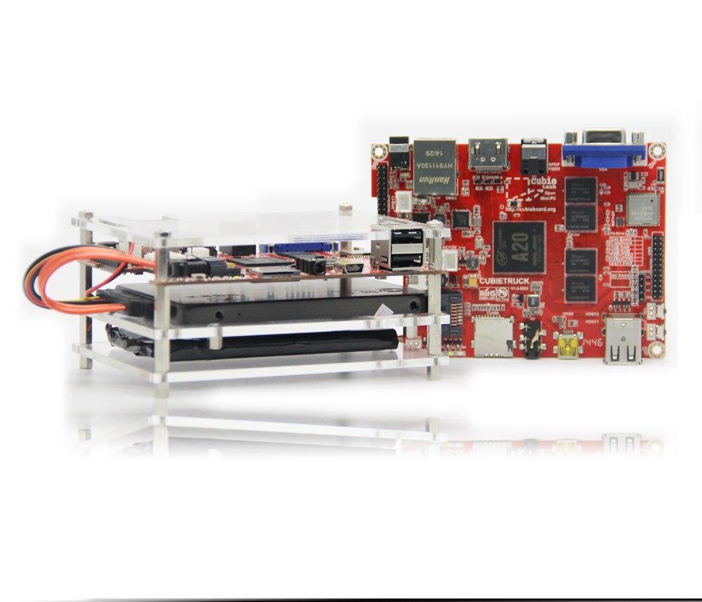 BEST PROMO) Cubietruck/Cubieboard3 Allwinner A20 Dual-core