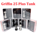 Original Geekvape Griffin 25 plus RTA Tank 5ml Rebuildable Atomizer with Kennedy Style Bottom Airflow  TOP AIRFLOW (MM)