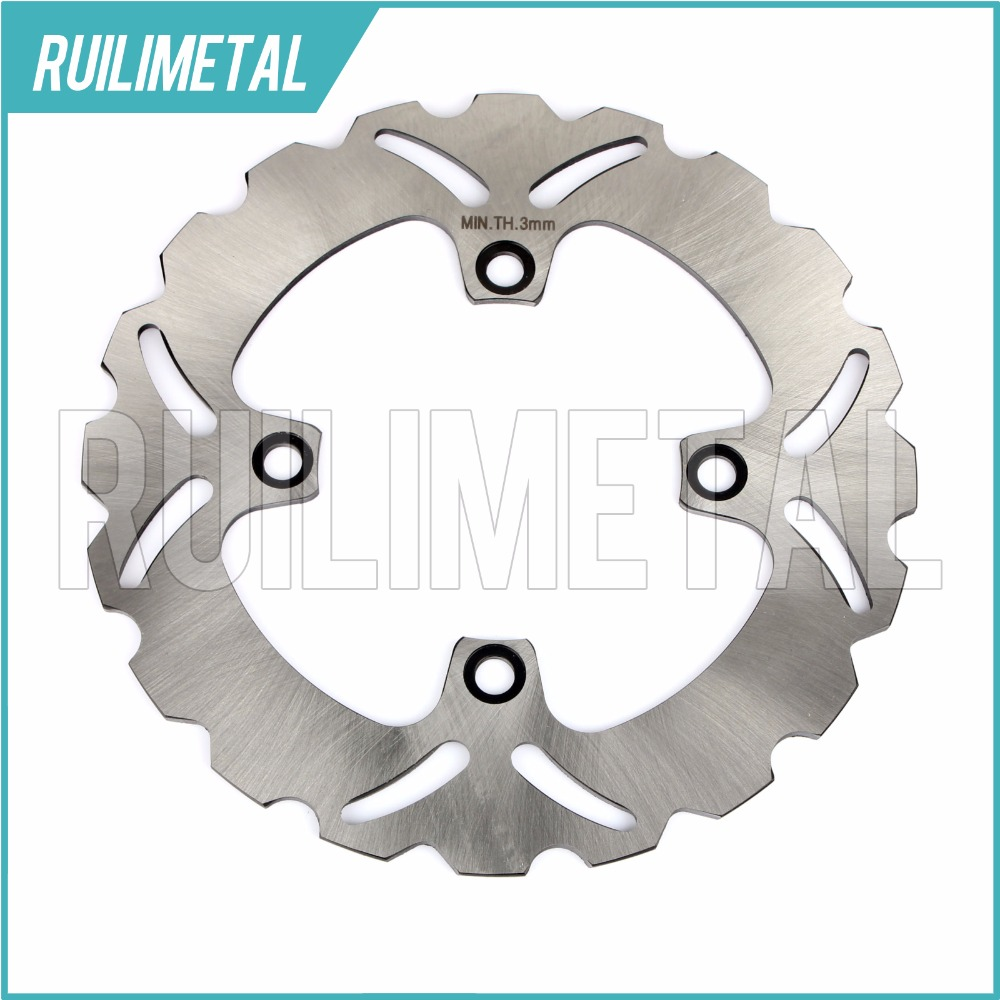 Front Brake Disc Rotor for KAWASAKI ZZR 400 600 ZX400  ZX600D ZR 750 Zephyr 91 92 93 94 95 96 97 98 99 00 01 02 цены онлайн