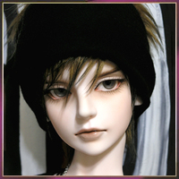 Flash sale !free shipping and makeup and eyes included ! top quality 1/3 bjd doll male boy Dod luke ver . no.1 model manikin