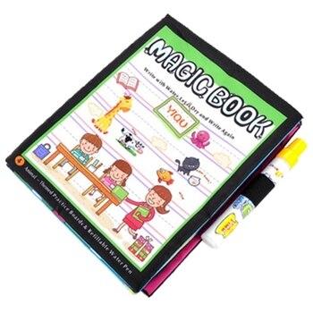 YiQu 1 + de color verde tela de nylon + esponja 5 páginas color ...