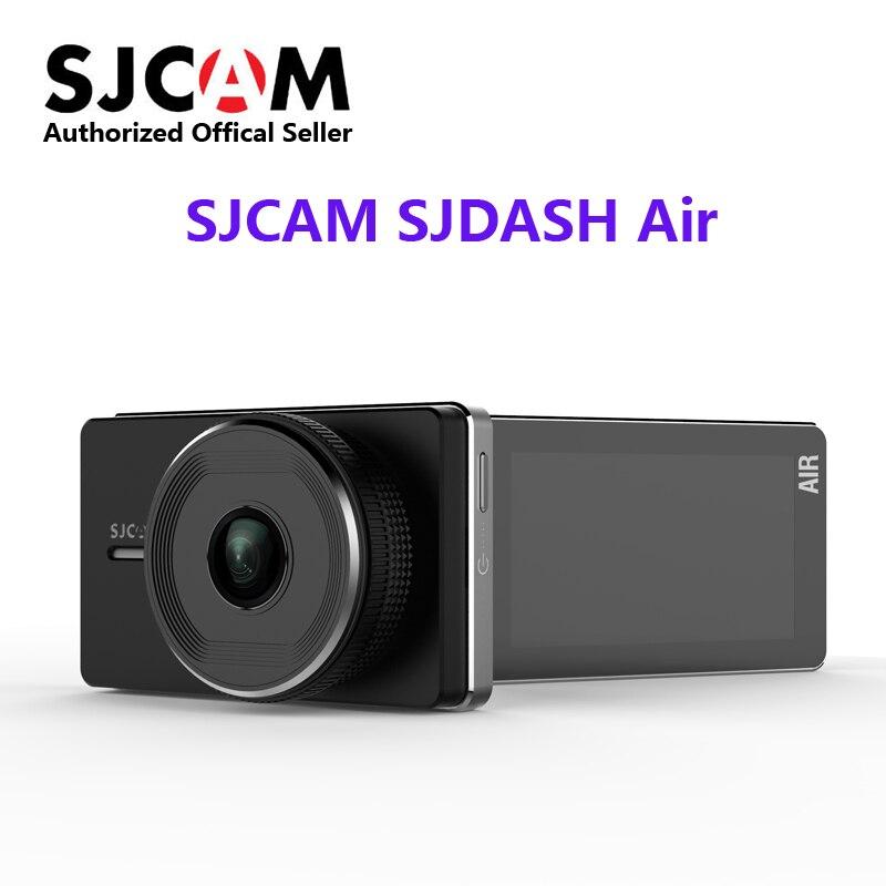 SJCAM SJDASH Air Car DVR M30 Air Dashboard Video Recorder G-Sensor 3.0 LCD Car Registrar DVR F2.4 140 Degrees Lens sjcam sjdash