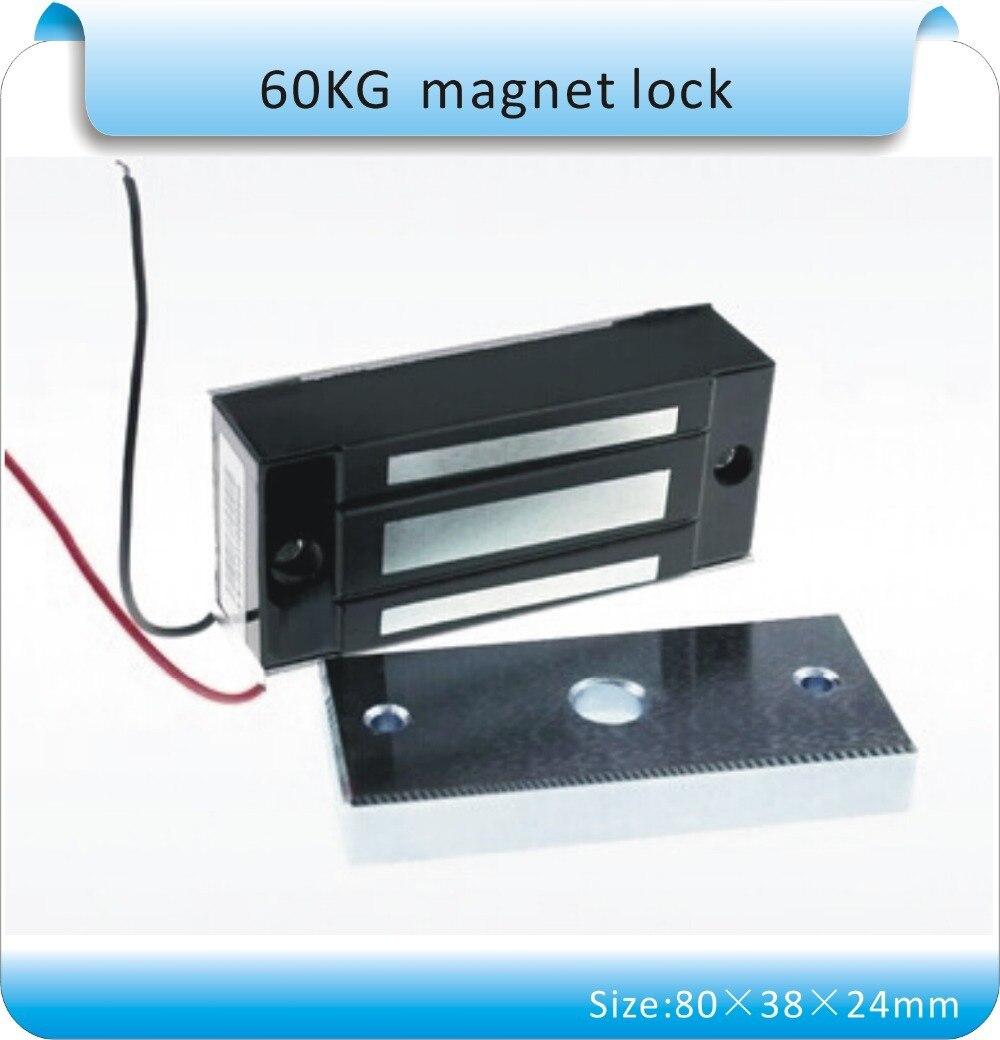 Small electrolock sy l60s electromagnetic lock mini 60kg magnetic lock dc 12v fire door use