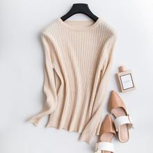 sweaters fashion  women christmas  pullover round neck sweater long sleeve sweater woman  Cashmere sweater
