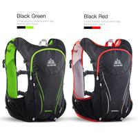 AONIJIE 5L Running Backpack Outdoor Hydration Backpack Sport Bag Water Bag Trail Running Vest For Climbing Camping Hiking