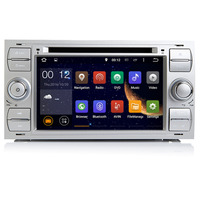 TOPNAVI New 4G 32GB Android 8 0 Octa Core Car Head Unit DVD Player For Ford
