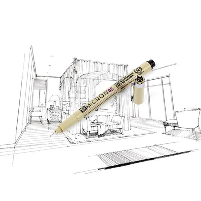 Sakura Pigma Micron Marker Pens 3