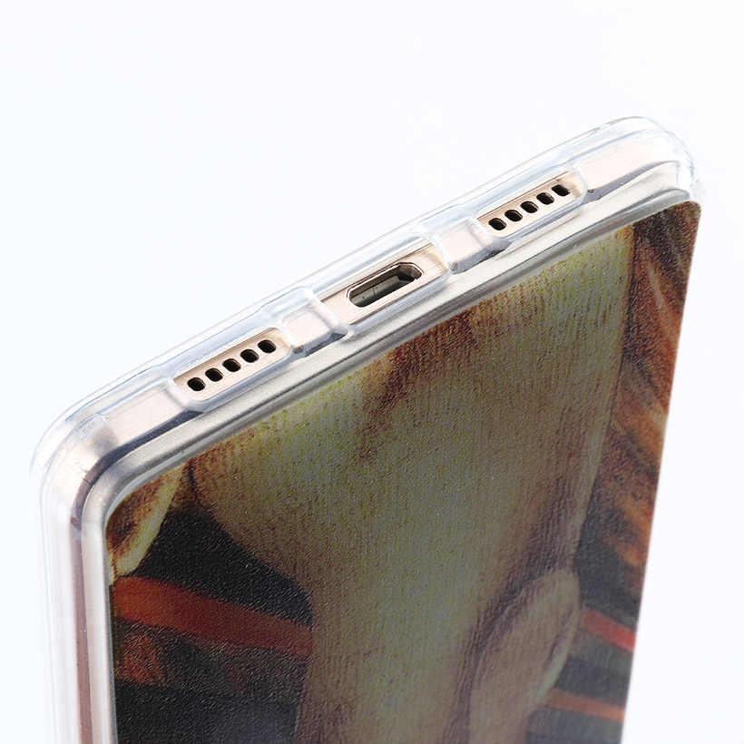 Anunob עבור Blackview A7 כיסוי Blackview A7 פרו מקרה סיליקון TPU רך חזרה Blackview S8 מכסה ציור נמרים חמודים פרפר