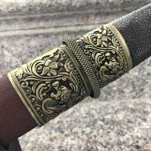 Longquan короткий меч Хан меч фэншуй жесткий меч ремесел меч не sharp Бесплатная доставка длина = 70 см