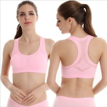 Sports Bra Running Gym Breathable Women's Sport Bra Top Yoga Bra Fitness Set Brassiere Sports Bras Top Reggiseno Sportivo a2