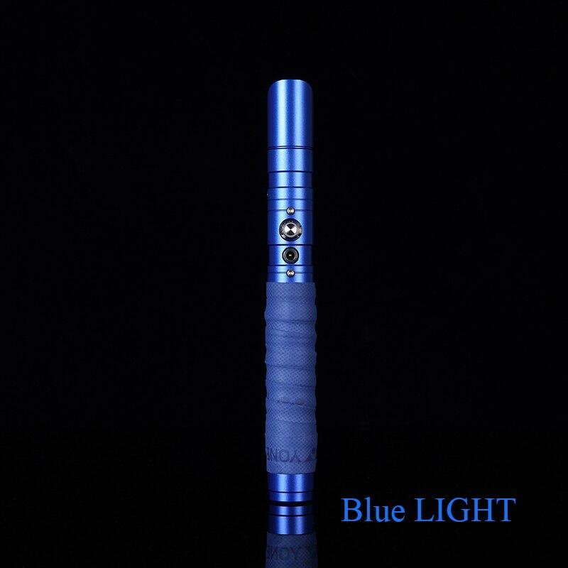 17 Types 100 Cm Cosplay sabre laser avec son Led rouge vert bleu lumière sabre alliage Skywalker épée son Luke jouet cadeaux - 5