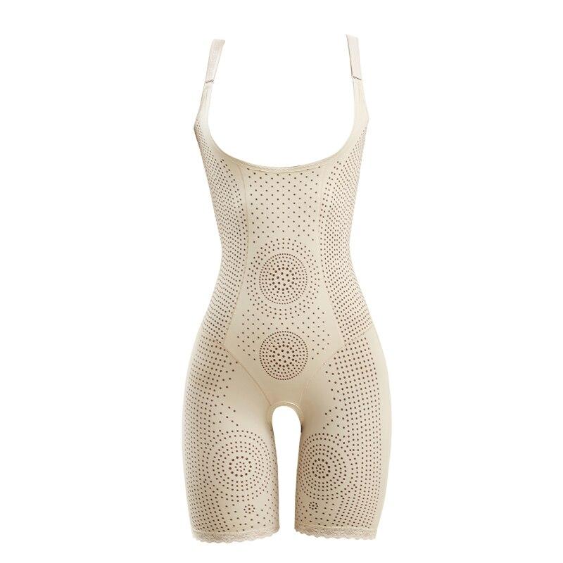 Frauen Körper Management Fettverbrennung Shaped Nahtlose Körper Shaper Appeal Bauch Hüften Taille Körper Bodysuit Dünne Bauch - 5