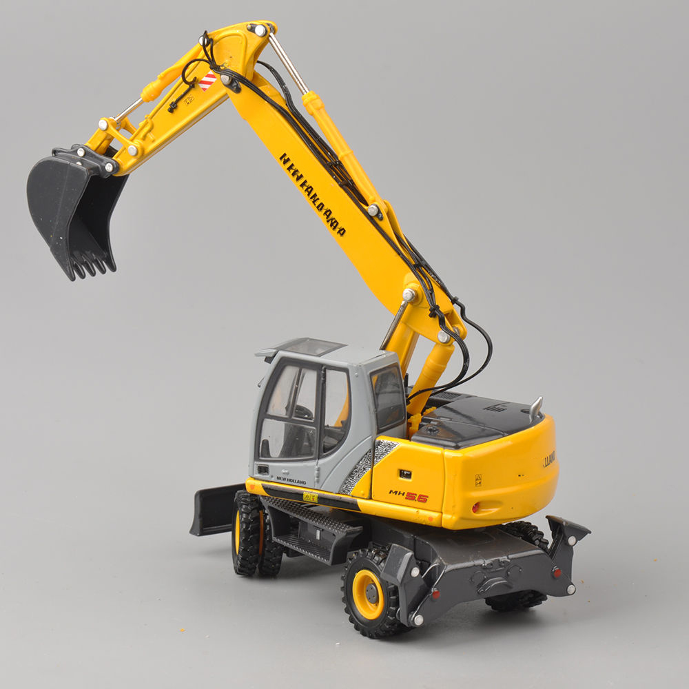 Collection Diecast Model Car 1/50 Scale diecast Construction Hydraulic Excavator Model Truck Model Kids Toys Collection Gift