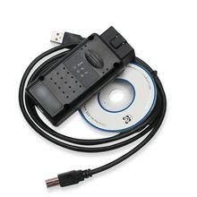 НАСТОЯЩЕЕ 1.59 Диагностический Кабель OP COM + с PIC18F458 Чип OPCOM 2010 Адаптер Кабель Obd2 Адаптер Интерфейса